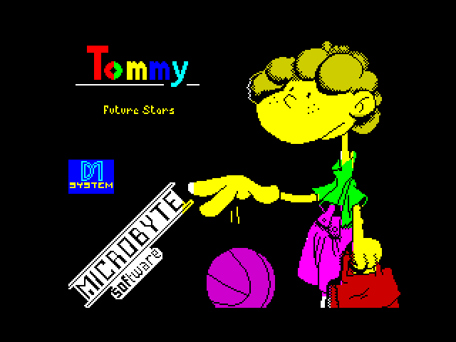 Tommy screen