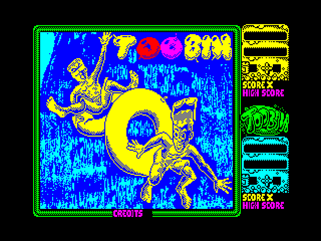 Toobin' screenshot
