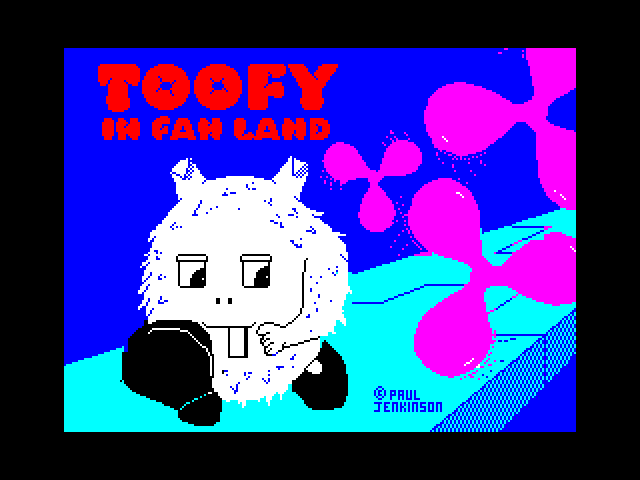 Toofy in Fan Land image, screenshot or loading screen