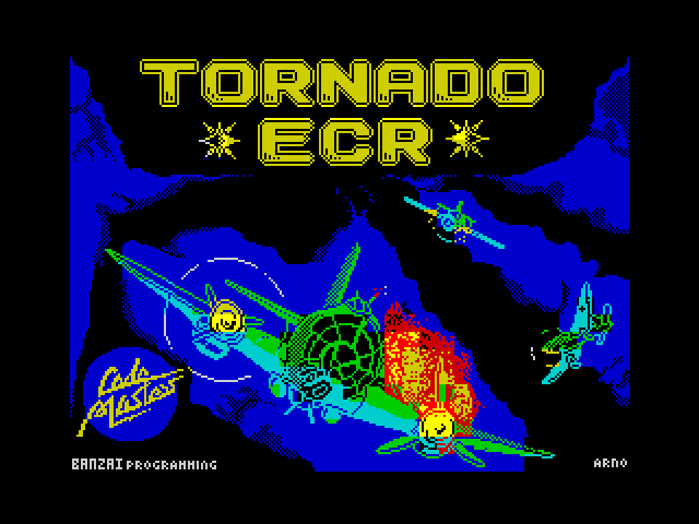Tornado ECR screenshot
