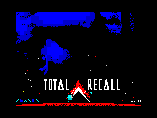 Total Recall image, screenshot or loading screen