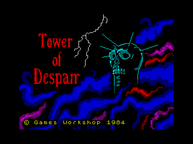 Tower of Despair image, screenshot or loading screen