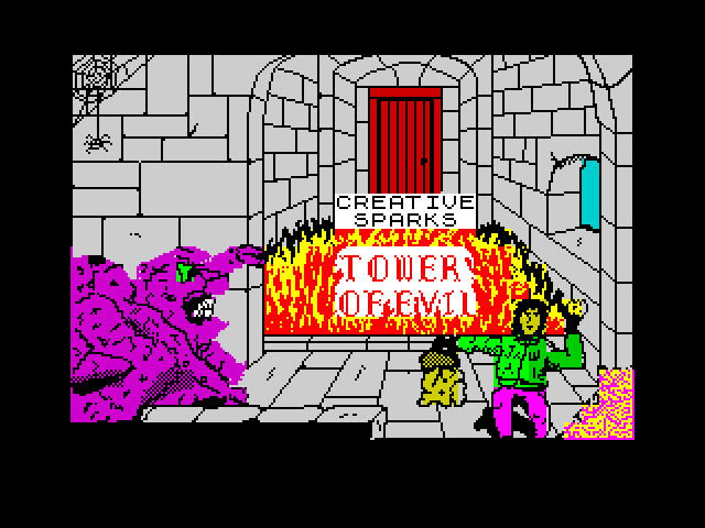 Tower of Evil image, screenshot or loading screen