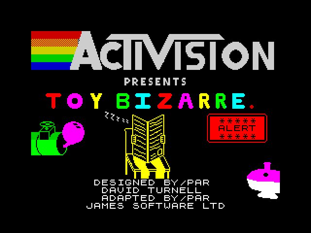 Toy Bizarre screenshot