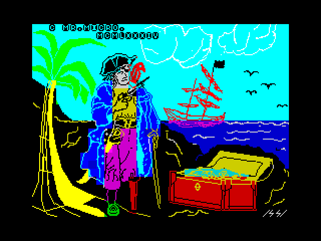 Treasure Island image, screenshot or loading screen