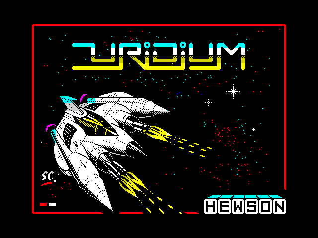 Uridium image, screenshot or loading screen