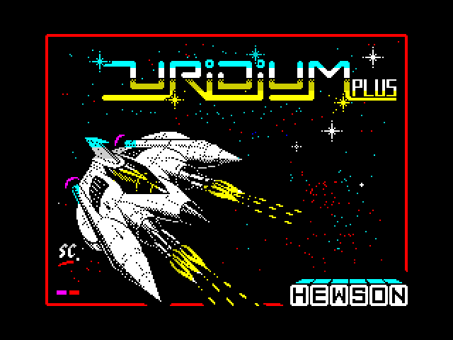 Uridium Plus image, screenshot or loading screen
