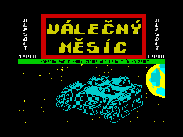 Valecny Mesic screenshot