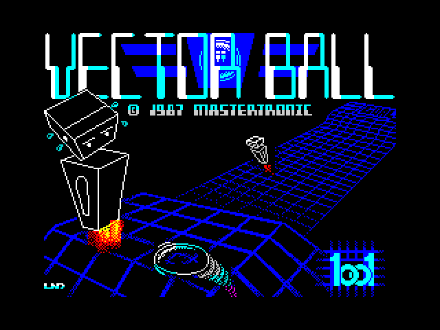 Vectorball image, screenshot or loading screen