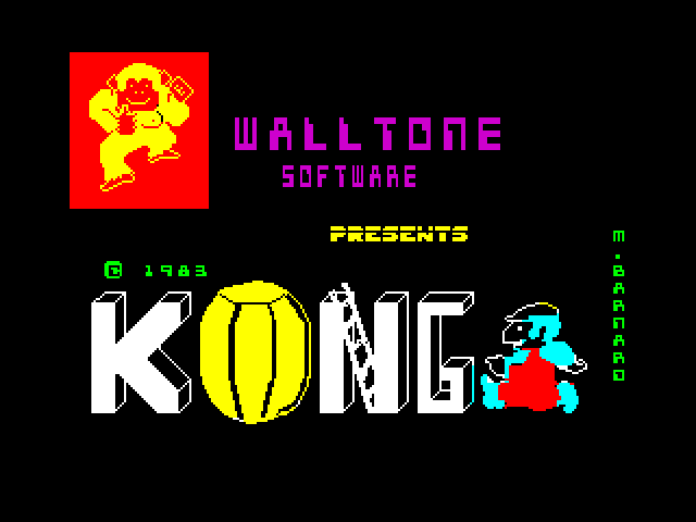 Wally Kong image, screenshot or loading screen