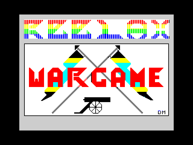 The War Game screenshot