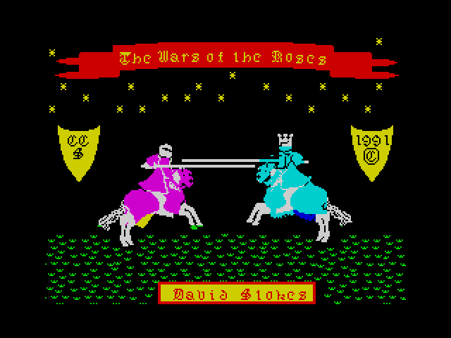 War of the Roses screenshot