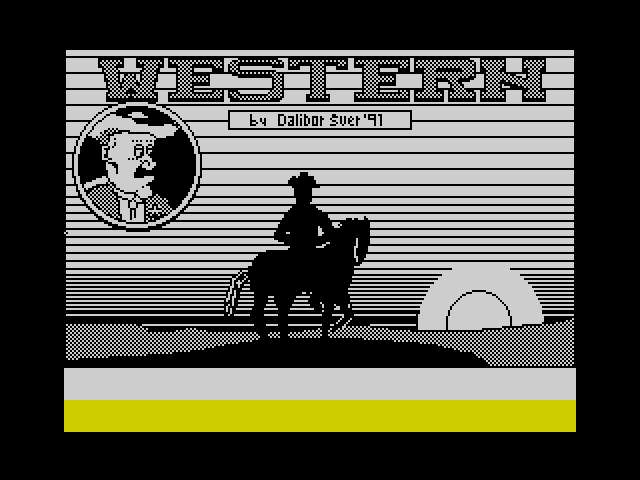 Western image, screenshot or loading screen
