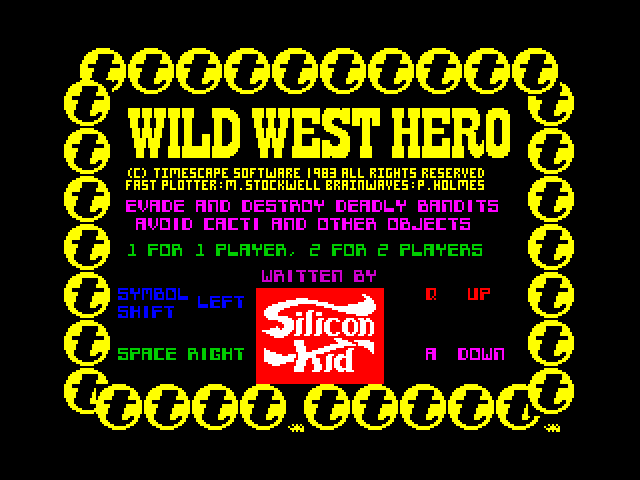 Wild West Hero image, screenshot or loading screen