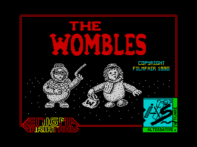 The Wombles image, screenshot or loading screen