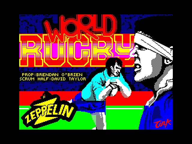 World Rugby screenshot