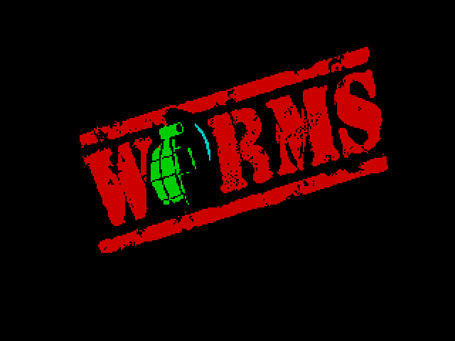 Worms screen