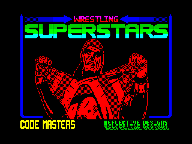 Wrestling Superstars screenshot