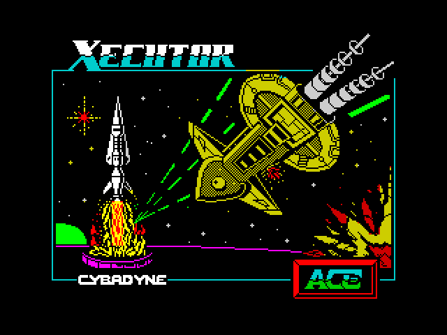 Xecutor screenshot