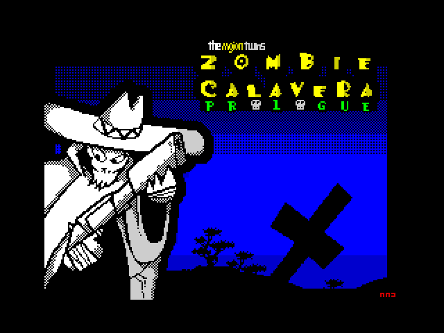 Zombie Calavera Prologue screenshot