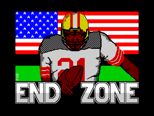 End Zone screenshot