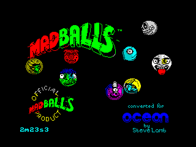 Madballs image, screenshot or loading screen