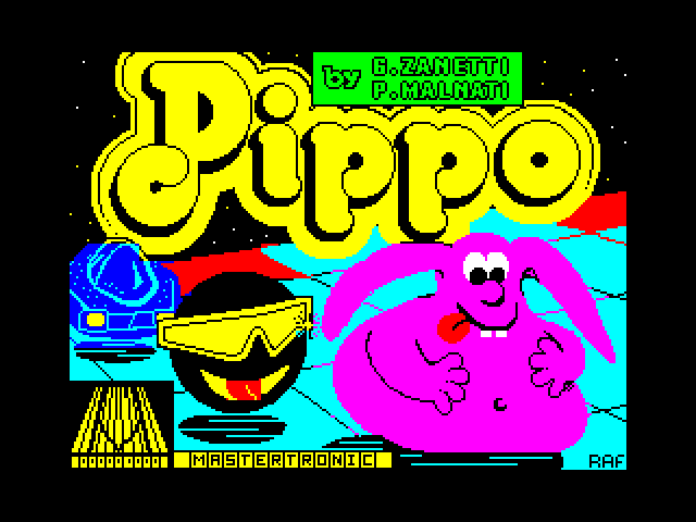 Pippo screenshot