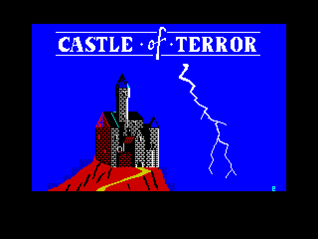 Castle of Terror image, screenshot or loading screen