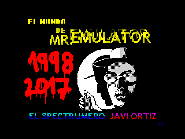 El Mundo de Mister Emulator screen