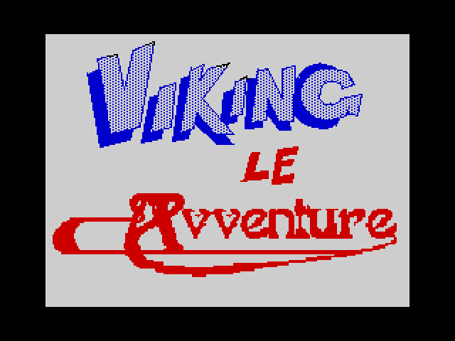 Viking - Adventures in Italiano Nr 10 image, screenshot or loading screen