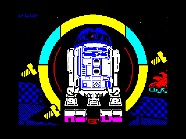 R2-D2 (Exam) screen