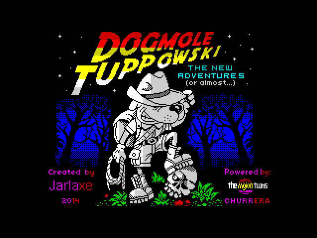 Dogmole Tuppowski - The New Adventures image, screenshot or loading screen