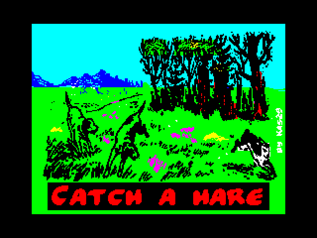 Catch a Hare image, screenshot or loading screen