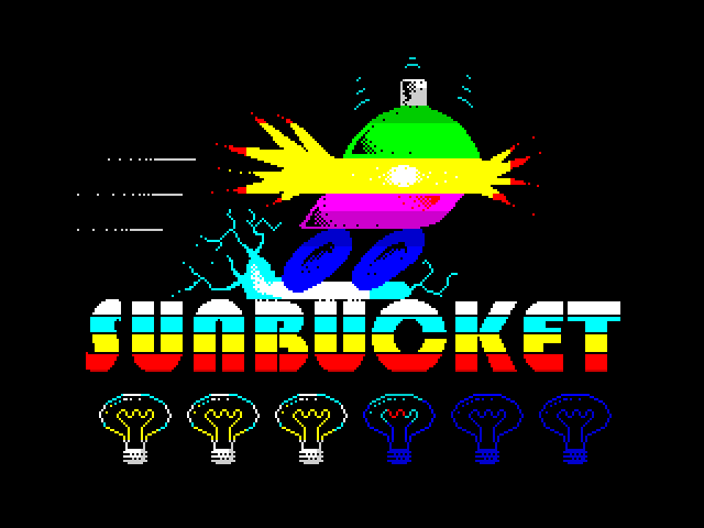 Sun Bucket screenshot