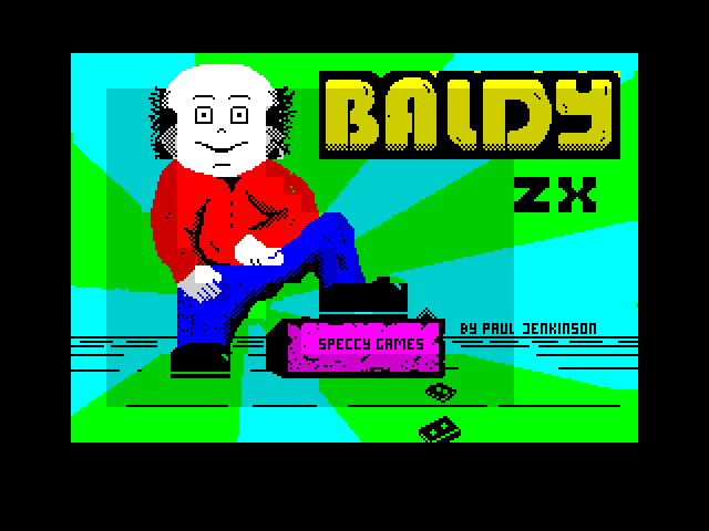 Baldy ZX image, screenshot or loading screen