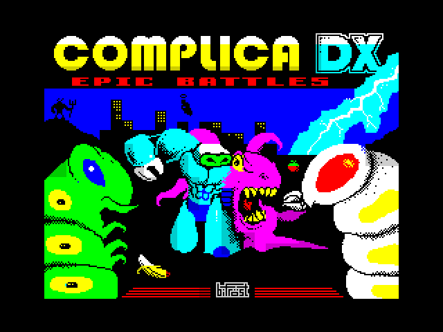 COMPLICA DX screenshot