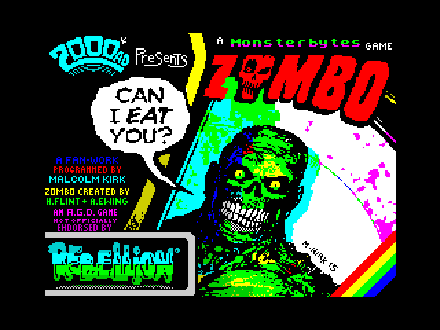 Zombo image, screenshot or loading screen
