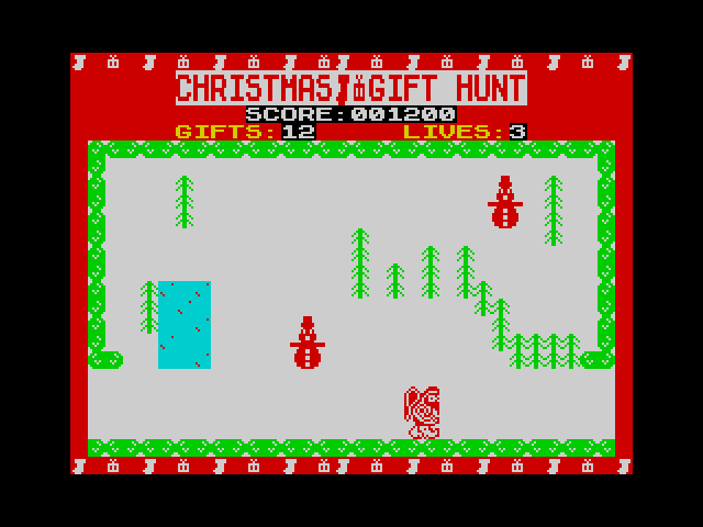 Christmas Gift Hunt screenshot