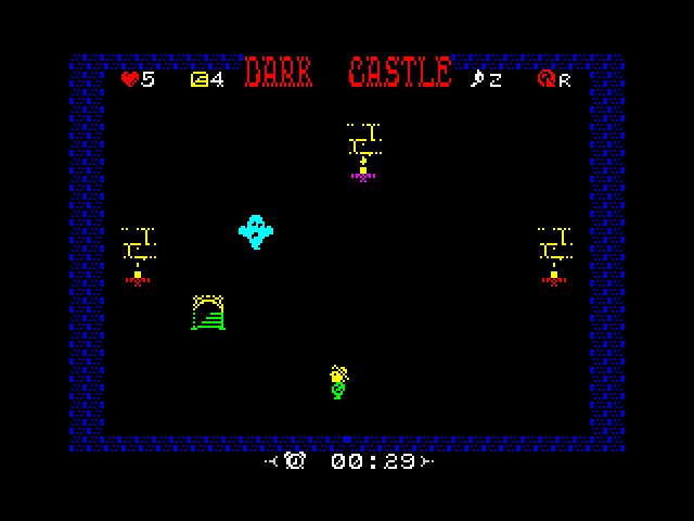 Dark Castle screen