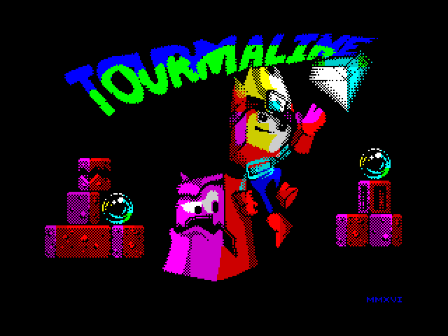 Tourmaline image, screenshot or loading screen