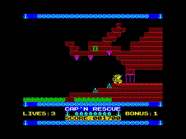 Cap'n Rescue 3 screenshot