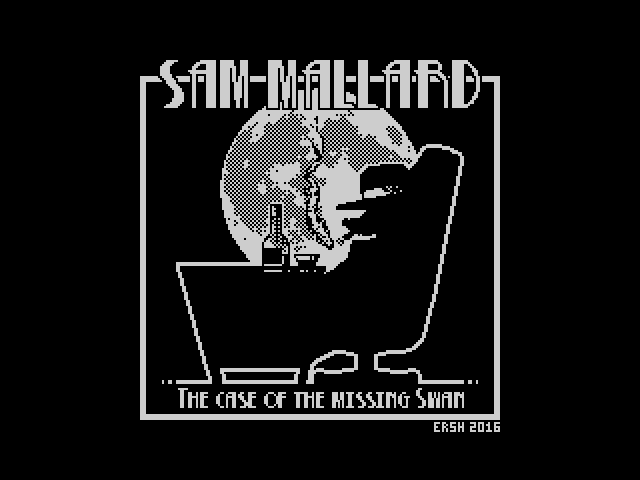 Sam Mallard: The Case of the Missing Swan screen