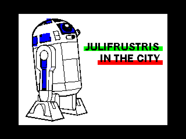 Julifrustris in the City screenshot
