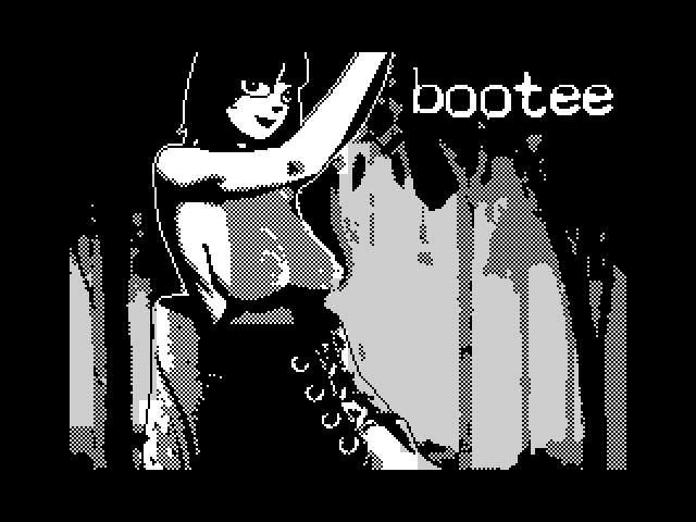 Bootee screen