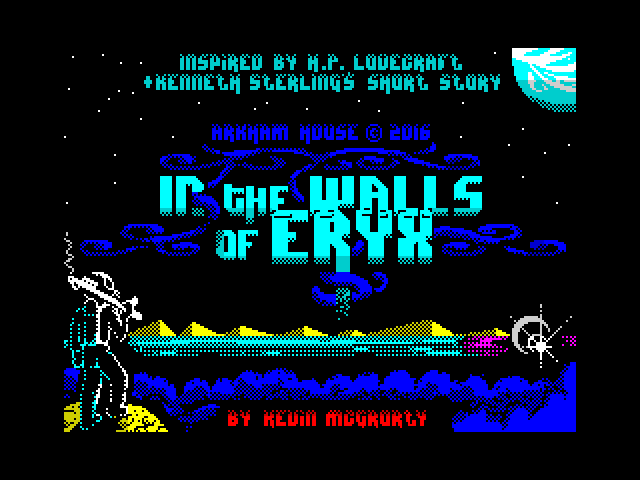 In the Walls of Eryx screenshot