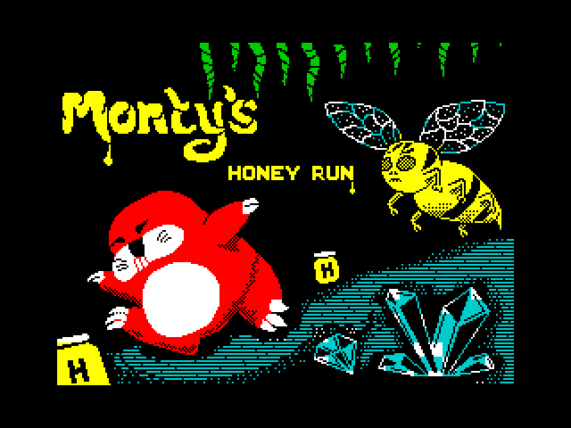 Monty's Honey Run screen