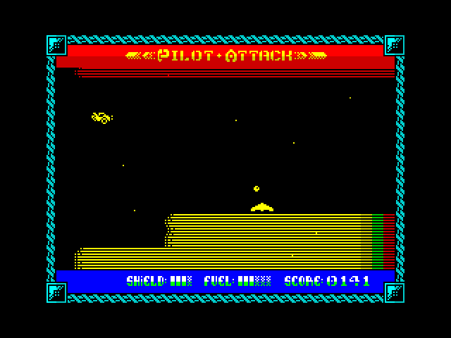 Pilot Attack screenshot