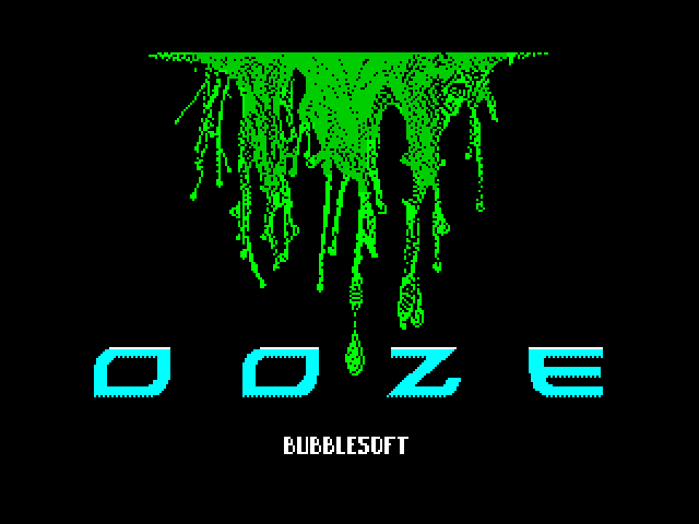 Ooze image, screenshot or loading screen