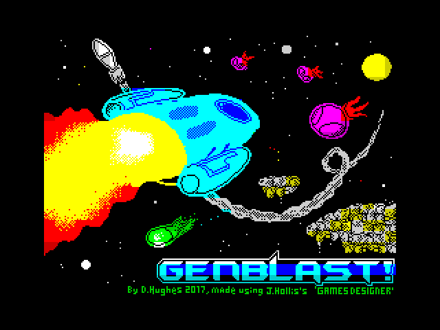 GenBlast screen