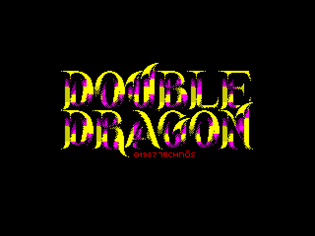 Double Dragon Redux image, screenshot or loading screen